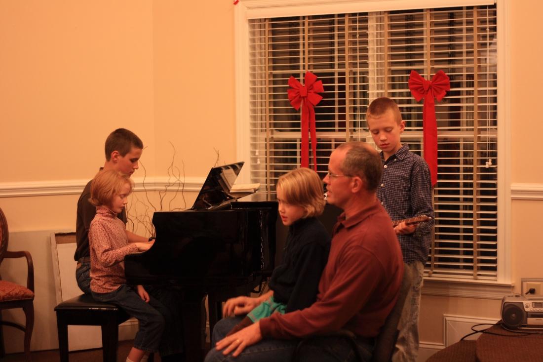 Christmas Ensemble 2012